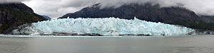 Lamplugh Glacier - Lamplugh Glacier, 23 August 2011