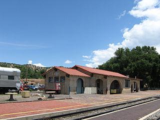 Lamy station railway station