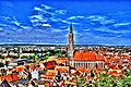 Landshut, Blick von der Burg Trausnitz (8499457593).jpg
