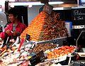 Langoustines, Ile de Ré market (2803232492).jpg