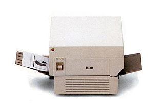 LaserWriter Laser printer by Apple