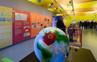 German Volcano Route - Image: Lava dome mendig vulkanwerkstatt 9231
