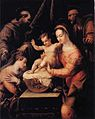 Lavinia Fontana - Holy Family with Saints.JPG