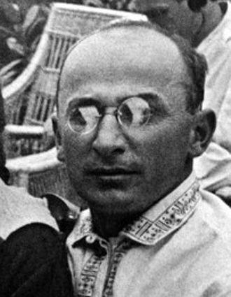 August Uprising - The Soviet security officer Lavrentiy Beria rose to prominence for his role in quashing the rebellion