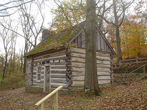 Haverford Township, Delaware County, Pennsylvania - Lawrence Cabin