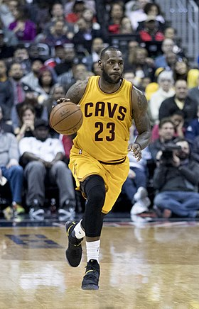 Image illustrative de l'article LeBron James