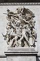 Le Départ des volontaires de 1792 - Relief on Arc de Triomphe.jpg