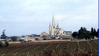 Le Puy-Notre-Dame Commune in Pays de la Loire, France