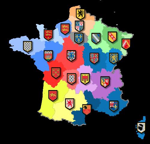 Organisation de la gendarmerie d partementale wikip dia for Region loiret