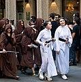 Leias & friends. Santiago de Compostela. Star Wars.jpg