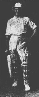 Leonard Bowley Australian cricketer
