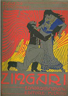 <i>Zingari</i> opera