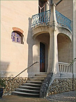Porche architecture wikip dia for Decoration maison wikipedia