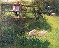 Les petites chèvres (par Evariste Carpentier).jpg