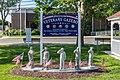 Levittown Veterans Memorial Park memorials.jpg