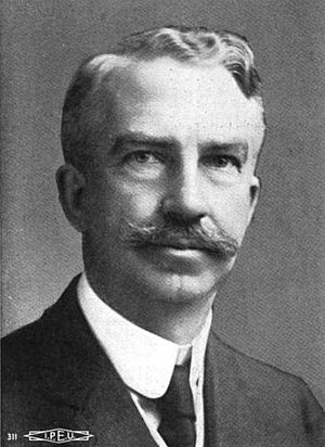 Lewis H. Pounds - Lewis H. Pounds, New York State Treasurer, Brooklyn Borough President
