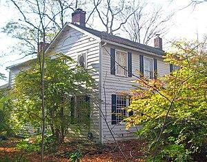 Lewis Mumford - Image: Lewis Mumford House, Amenia, NY