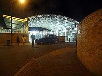 Lewisham, new entranceway to Lewisham station - geograph.org.uk - 1602638.jpg