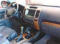 Lexus Maple Black GX 470 interior.jpg