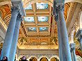 Library of Congress ceiling columns Washington DC.jpg