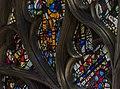 Lincoln Cathedral, Bishop's eye window detail (S.35) (27314252442).jpg