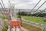 Linha que liga SP a Aeroporto de Guarulhos tem viadutos concluídos (25175114057).jpg
