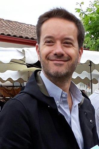 Lionel Causse - Lionel Causse in 2017.