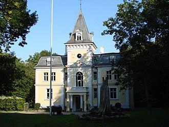 Philip Smidth - Liselund Ny Slot, Møn