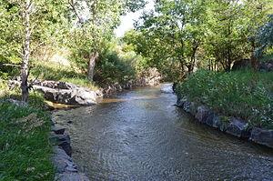 Little Dry Creek (Arapahoe County, Colorado) - Image: Little Dry Creek