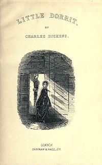 Little Dorrit cover