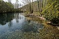 Livenza Fluss in Polcenigo in der Provinz Pordenone, Italien, EU.jpg