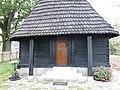 Ljutovnica, Crkva brvnara, 09.jpg