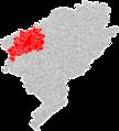 Localisation EPCI du Grand Besançon dans le Doubs, France (2017).png