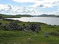 Loch Èireasort, looking west - geograph.org.uk - 493966.jpg