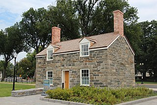 Lockkeepers House, C & O Canal Extension United States historic place