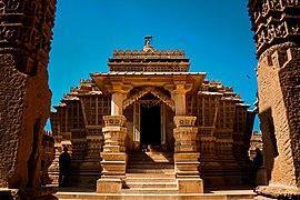 Lodurva Temples