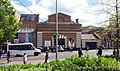 London, Woolwich-Centre, General Gordon Square, The Tramshed Young People's Theatre.jpg