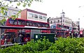 London, Woolwich-Centre, General Gordon Square-Thomas Street.jpg