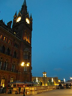 London - St Pancras railway station (10654243834)