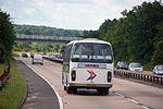 London Country coach P3 (SPK 203M), 2012 North Weald bus rally (3).jpg