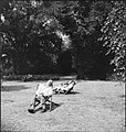 London Parks- Entertainment and Relaxation in the Heart of the City, London, England, 1943 D15939.jpg