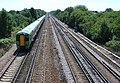 London to Brighton Railway Line, Tinsley Green, Crawley, West Sussex - geograph.org.uk - 27690.jpg