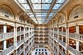 Looking across the top, Peabody Library, Mount Vernon Place Historic District.jpg
