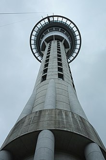 Looking up Sky Tower, Auckland.jpg
