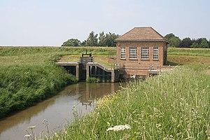 South Holland IDB - Image: Lord's Drain Pumping Station geograph.org.uk 183924