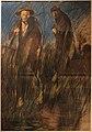 Lorenzo viani, due figure in palude, 1912-13, pastello.jpg