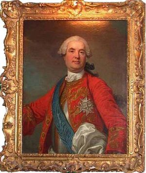 Louis Charles César Le Tellier - Louis Charles César Le Tellier