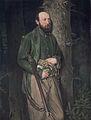 Louis Ferdinand von Rayski - The Royal Saxon Forestry Inspector Carl Ludwig von Schönberg - WGA19022.jpg