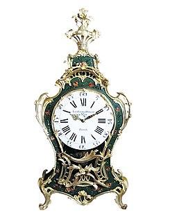 Louis George German watchmaker