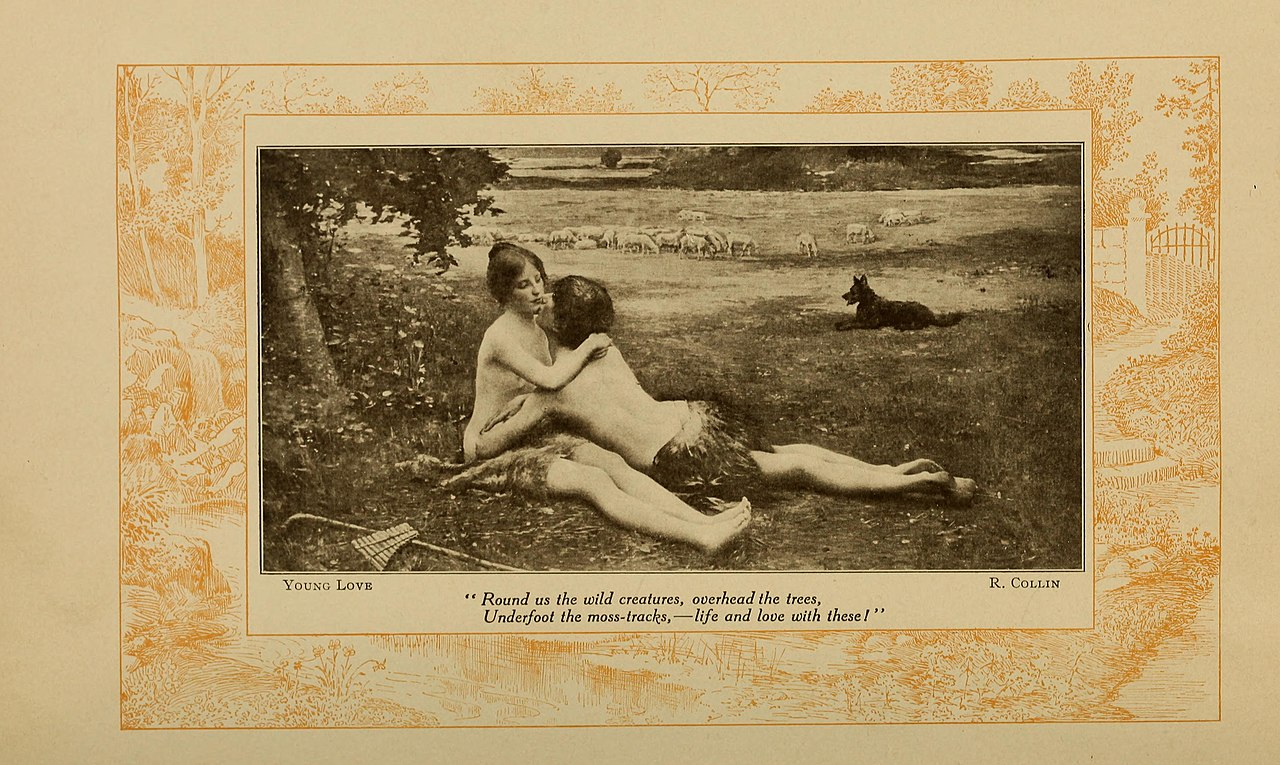 File Love Poems From The Works Of Robert Browning And